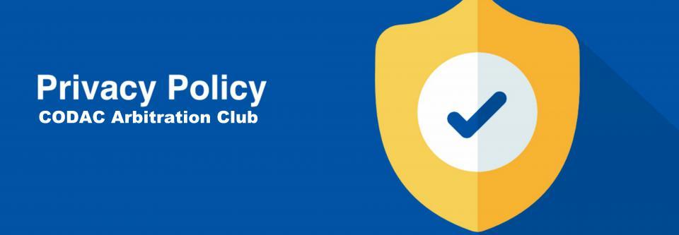 Privacy Policy-CODAC